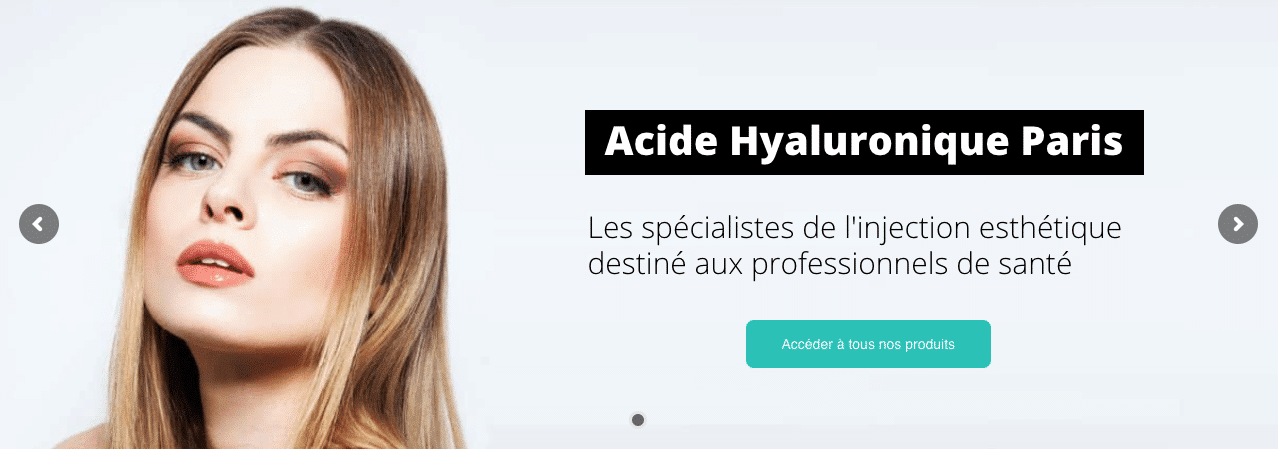 acide hyaluronique paris banner
